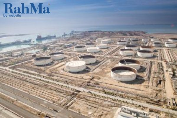پروژه بندر صادراتی ماهشهر