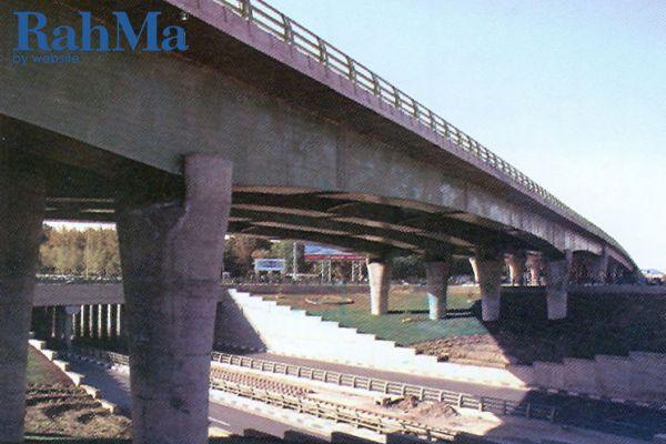 پل میدان آزادی مشهد