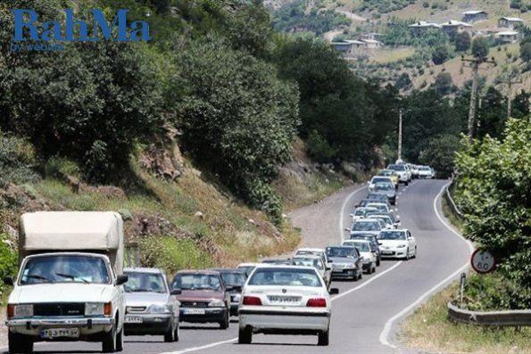 9 جاده کشور تا اطلاع ثانوی مسدود است