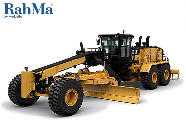 Caterpillar cat 24 grader