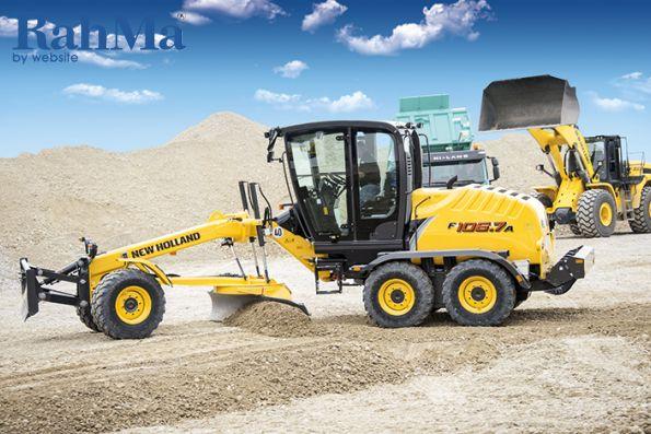 new holland Graders F106.7