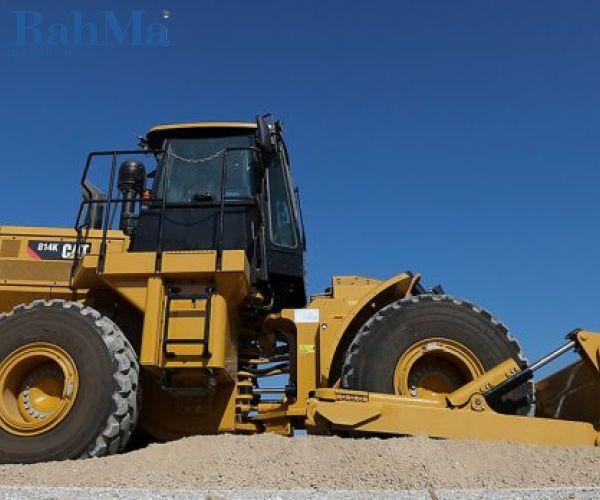 Cat 814K