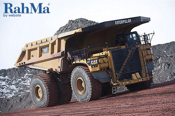 797 Mining Truck