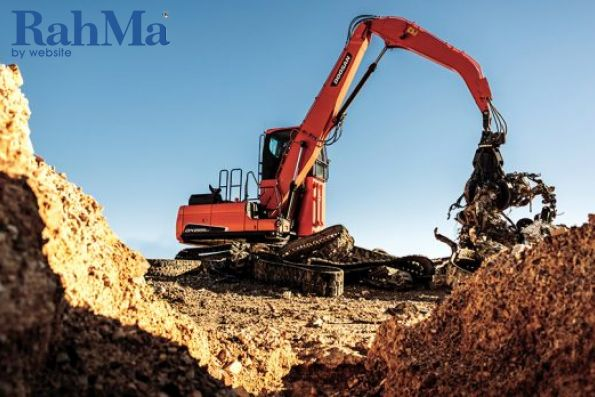 دوسان پیشرفت های جدیدی را به مدل DX225MH-5 اضافه می کند.