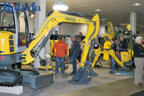 Canadas National Heavy Equipment Show returns
