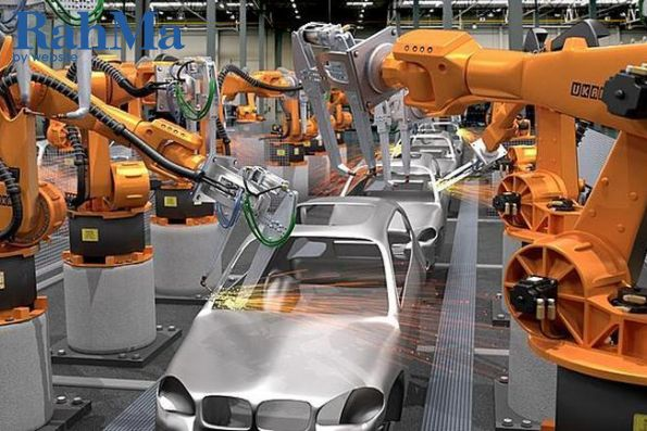 افزایش چشمگیر فروش جهانی ربات های صنعتی