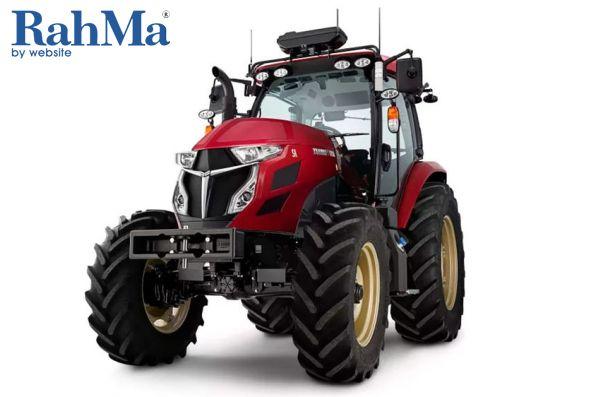 یانمار Yanmar تراکتور خودران را به مزارع می آورد