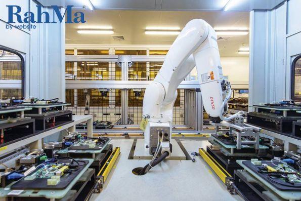 ربات های کارگر جدید در صنعت ساخت و ساز