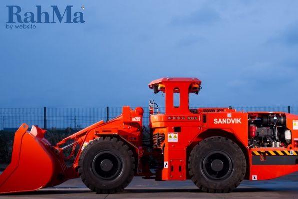 Sandvik LH202 loader