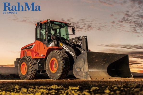Doosan DL280-5 Wheel Loader