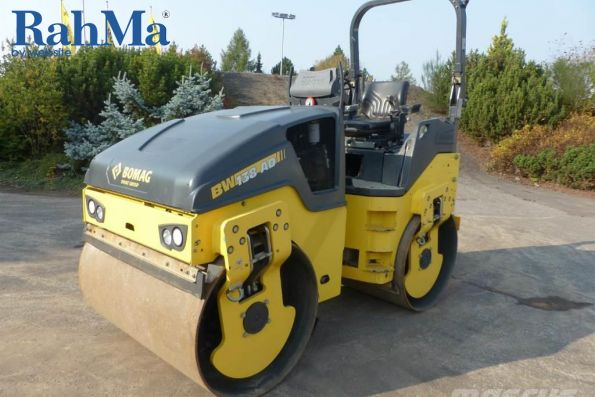 BOMAG BW 138 AD-5 Roller