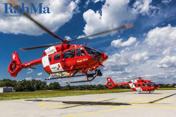 اولین هلیکوپتر ها به لیبهر تحویل داده شدند