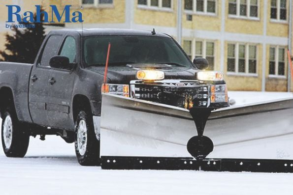 محصولات برف روبی و یخ زدایی جدید کمپانی Equipment Winter