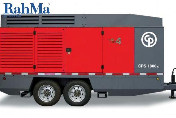کمپرسور پنوماتیک قابل حمل شیکاگو مدل CPS 1800 JD8