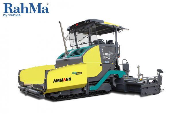فینیشر Ammann مدل AFT 700-3