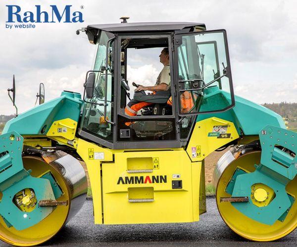 آینده دیجیتال Ammann برای ساخت و ساز جاده