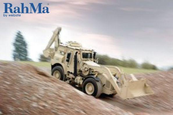 ارتش ایالات متحده 180 بیل مکانیکی دیگر به جی سی بی سفارش می دهد