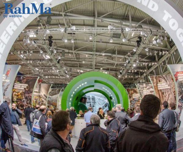 نمایشگاه Bauma 2019 بر روی سایت ساخت و ساز فردا تمرکز دارد