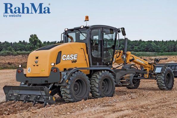 Case دو موتور گریدر جدید سری C خود را معرفی می کند