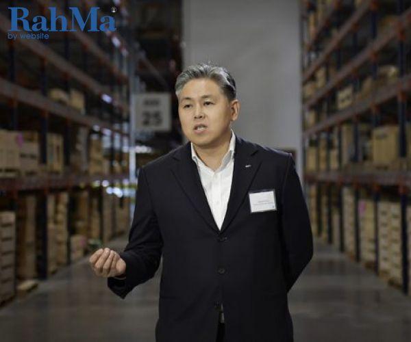 دوسان مرکز توزیع قطعات خود را افتتاح می کند