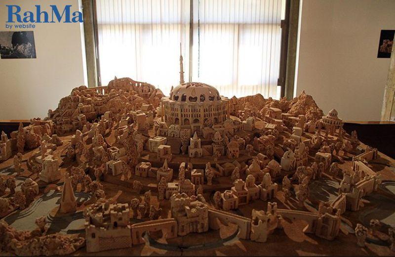 شهر سفالی صلح، اولین شهر سفالی ایران و جهان