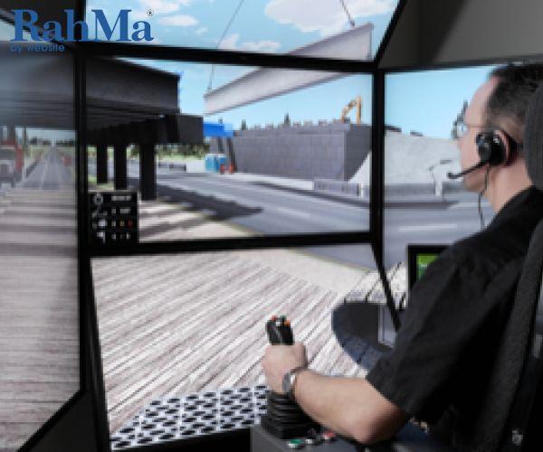 شبیه ساز آموزشی Vortex و ایستگاه آموزشی Signalperson