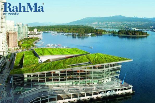 ونکوور دو گواهینامه پلاتین LEED دریافت می کند
