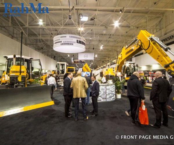 نمایشگاه ملی تجهیزات سنگین کانادا