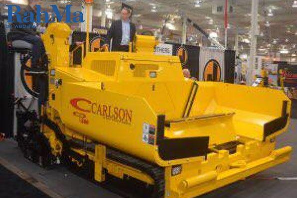 نمایشگاه بین المللی ماشین آلات سنگین در میسیسیگا کانادا
