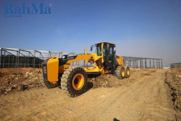 با 20 ماشین جدید در Bauma، LiuGong قصد دارد تا جزء 10 سازنده برتر تجهیزات ساخت و ساز باشد
