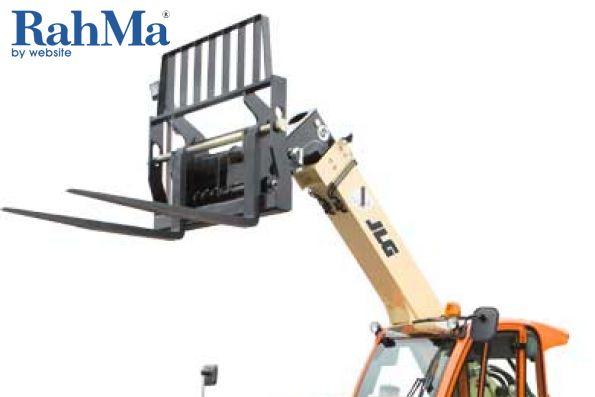 دوربین عقب موجود در تله هندلرهای JLG و SkyTrak