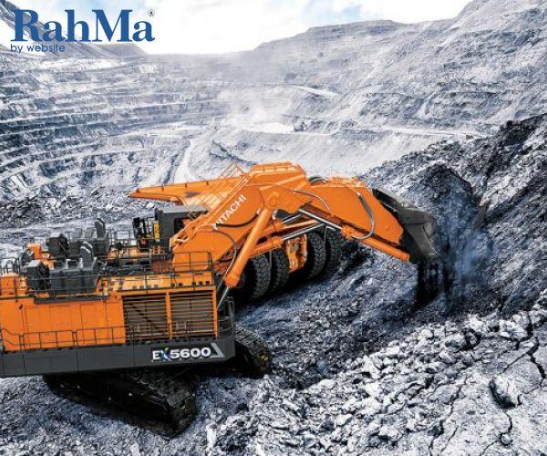 هیتاچی بیل های مکانیکی معدنی سری EX-7 خود را معرفی می کند