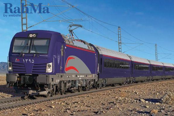 برقی سازی راه آهن تهران- مشهد