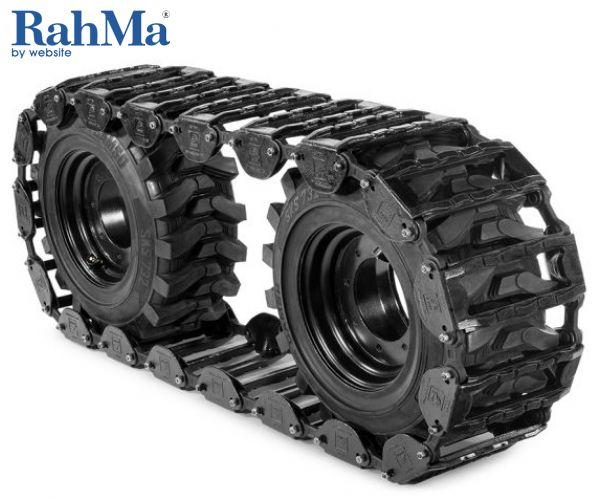Camso چرخ های زنجیری فولادی OTT را برای اسکید استیرها راه اندازی می کند