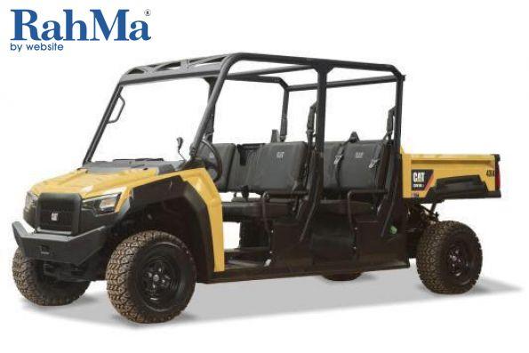 کاترپیلار CUV85 و CUV105 D را به خط تولید وسایل نقلیه کاربردی خود اضافه می کند