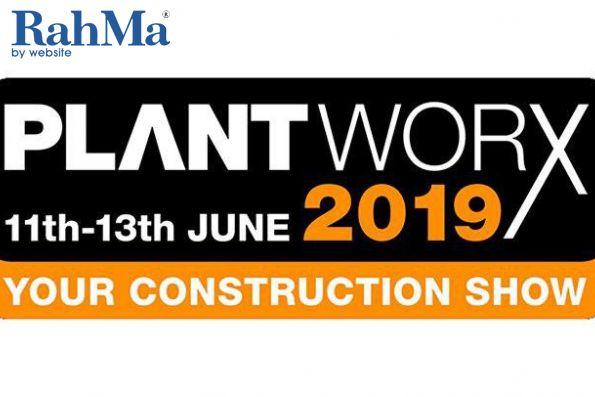 PLANTWORX 2019، رویداد اختصاصی کارهای ساخت و ساز انگلستان