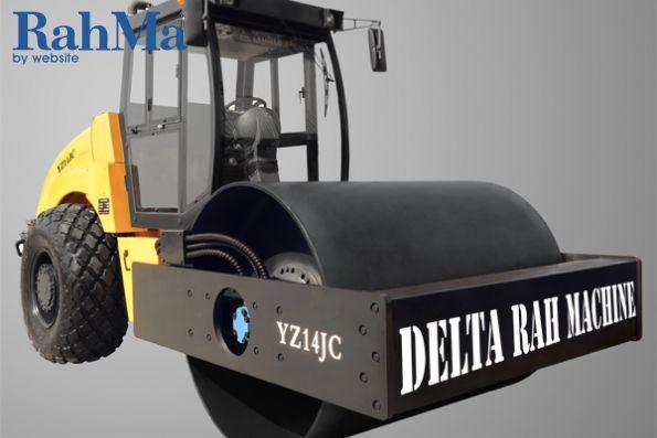 غلتک دلتا راه ماشین مدل YZ14JC