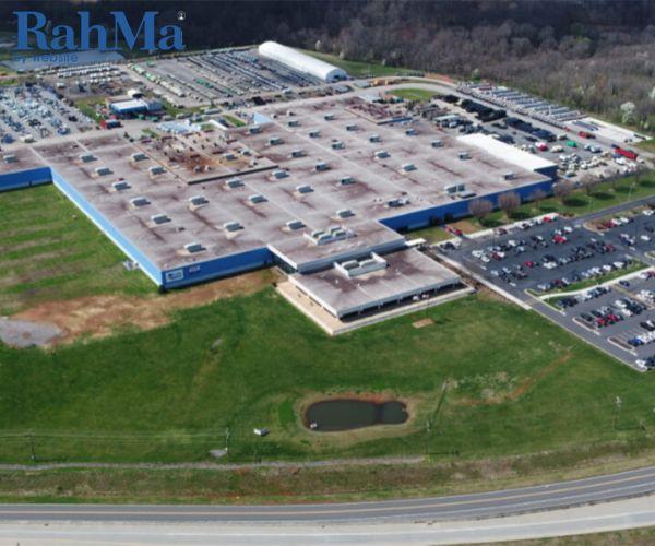 دوسان-بابکت کارخانه تولیدی خود را در کارولینای شمالی گسترش می دهد