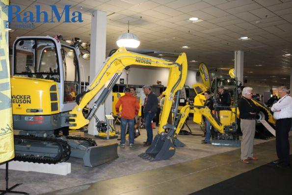 بازگشت نمایشگاه ملی تجهیزات سنگین کانادا پس از وقفه کووید19