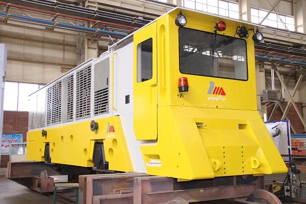 لکوموتیو تونلی MAPNA TL45 به بهره برداری رسید