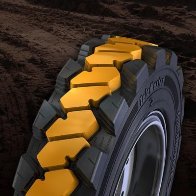 JLG TeleMaster Solid Telehandler Tires
